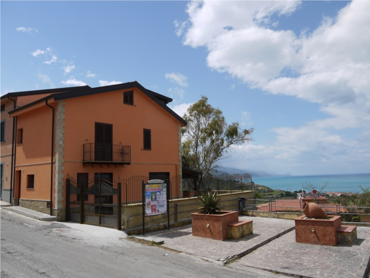 vista frontale del  Bed & Breakfast